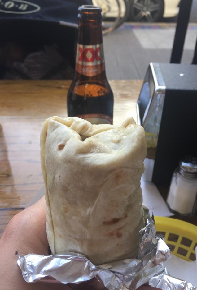 Such a good burrito!