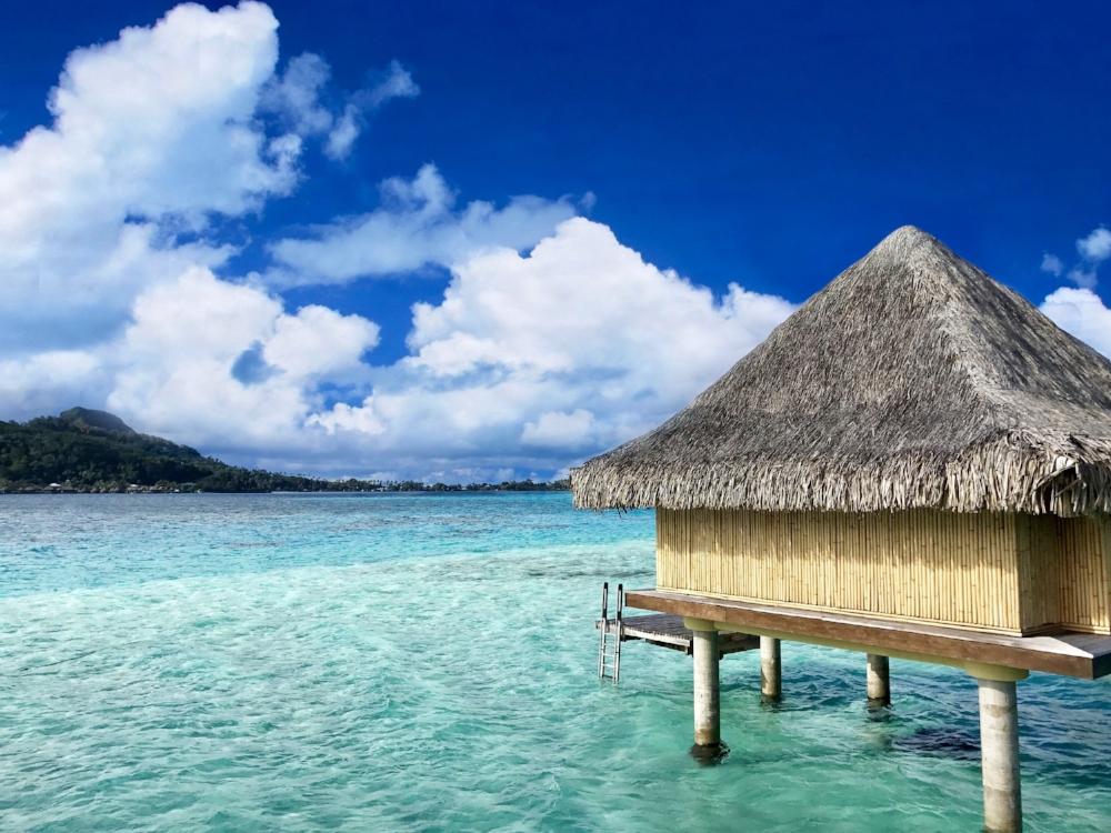 Stunning Bora Bora