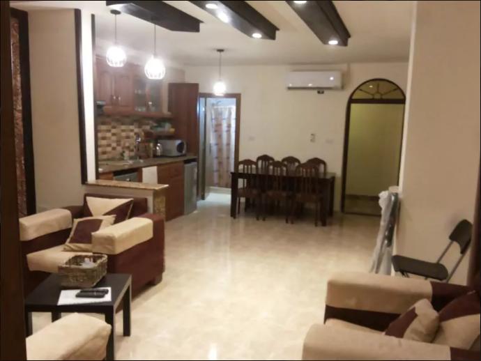 airbnb in jordan