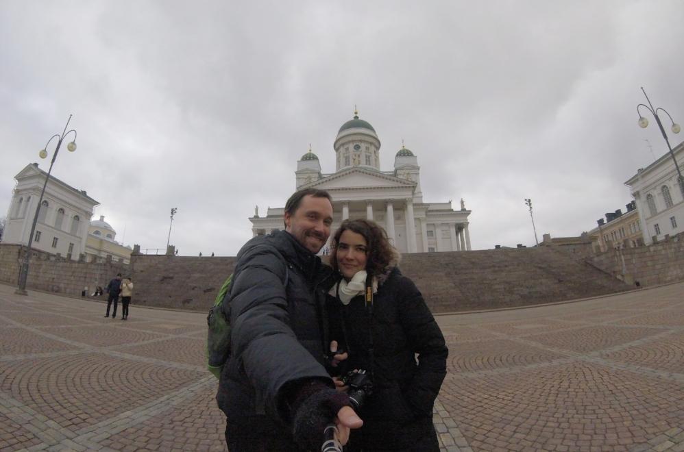 The Bonds in Helsinki, Finland