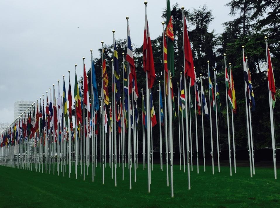 A Week in Geneva -