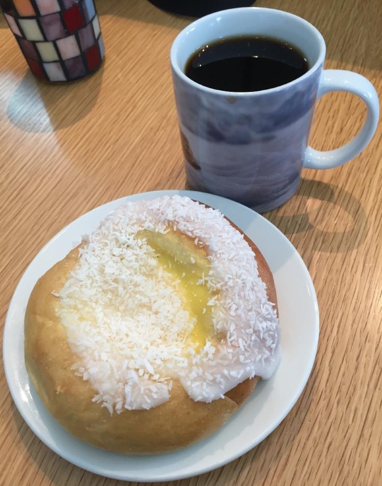 Breakfast at Rabalder Cafe