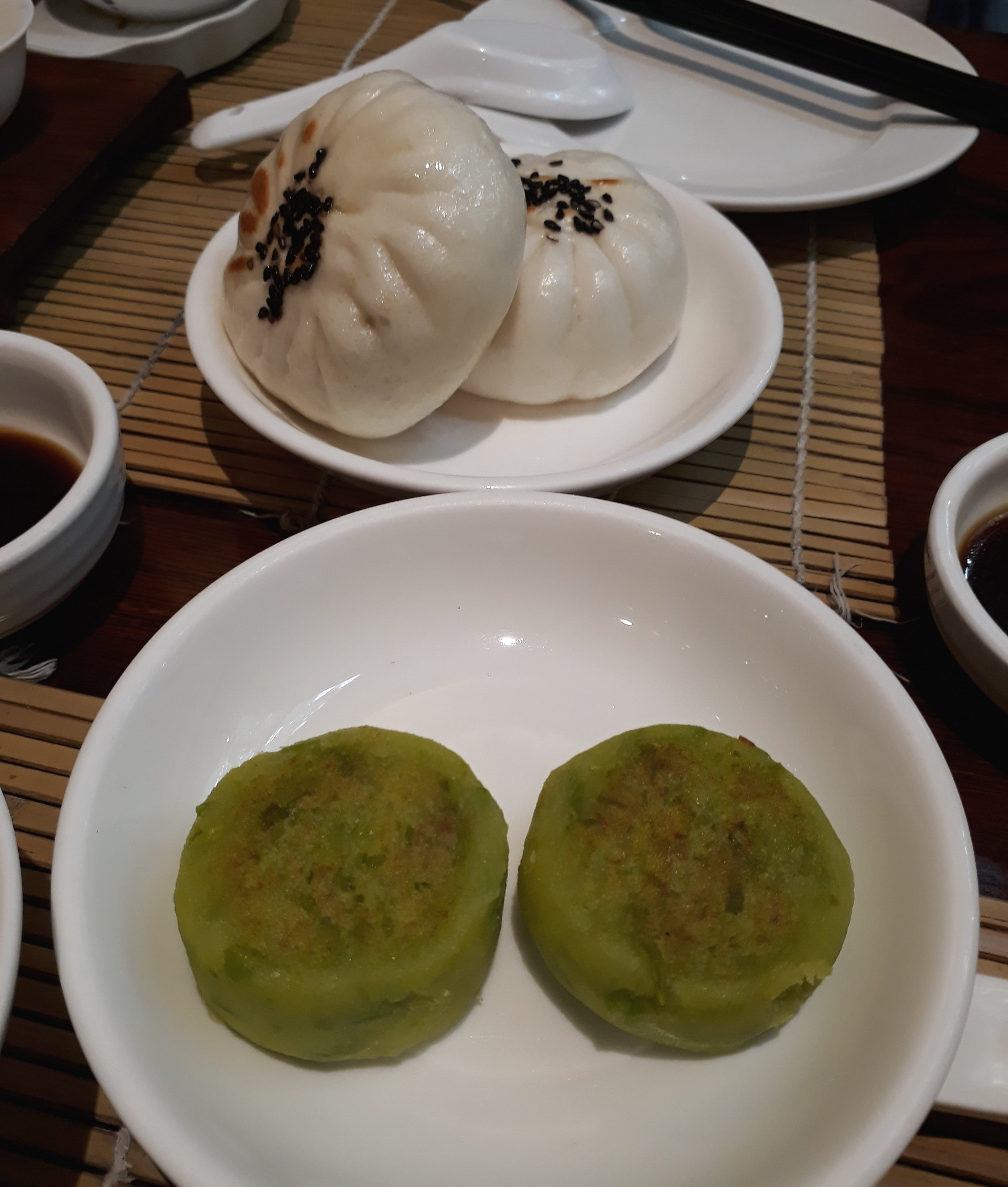 Another reason to come to LockCha is for the dim sum