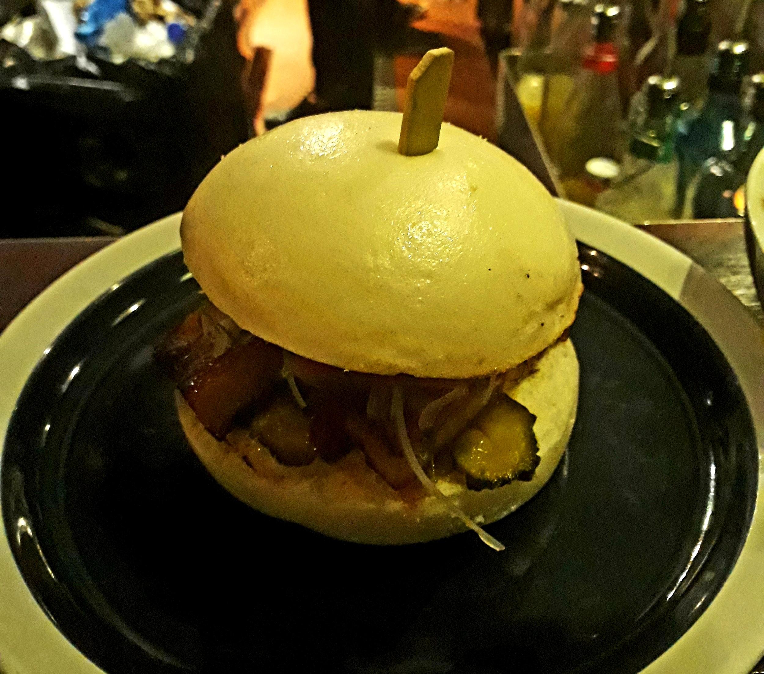 Bao burger!