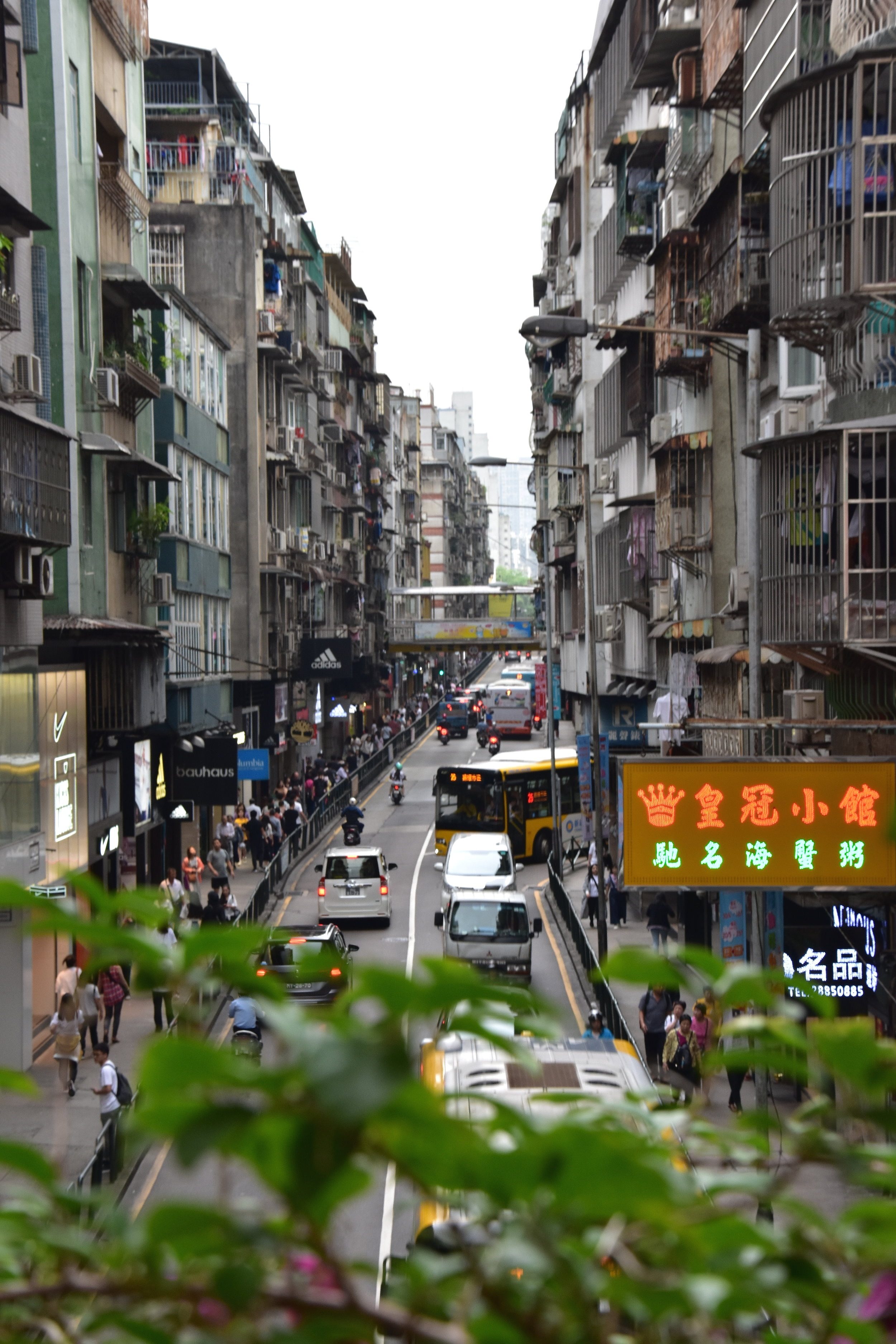 Transport in Macau