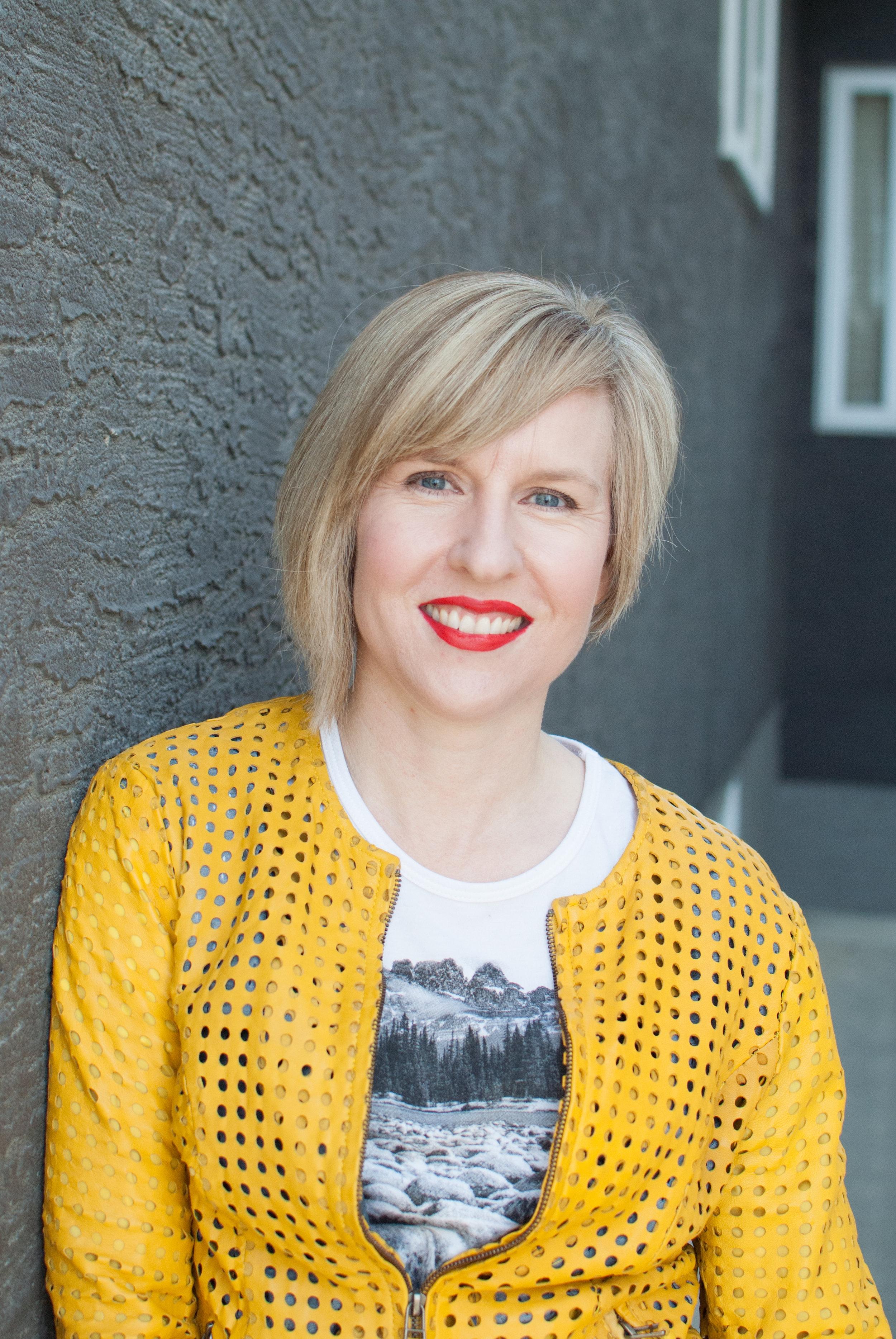 Stephanie Jackman, Founder of REAP Calgary