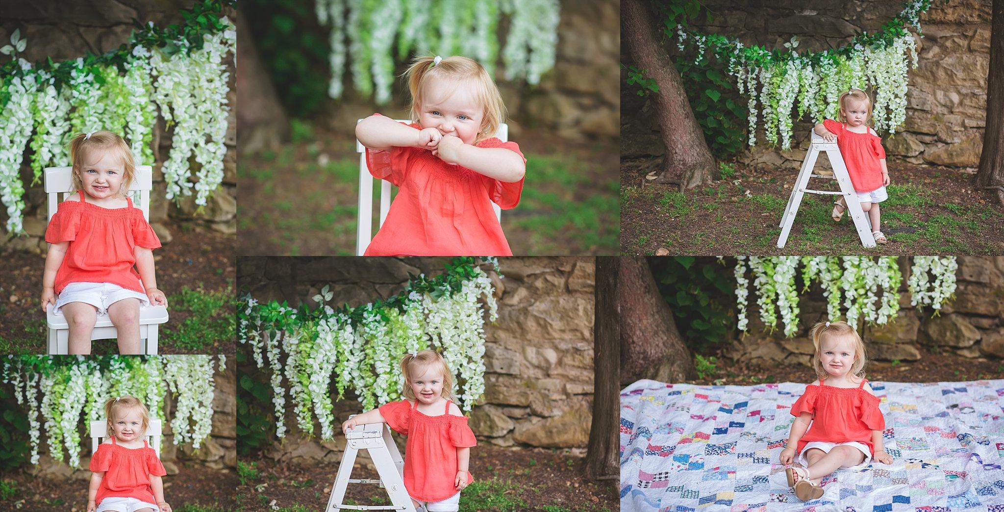 Cheryl Logan Photography Toddler Photographer