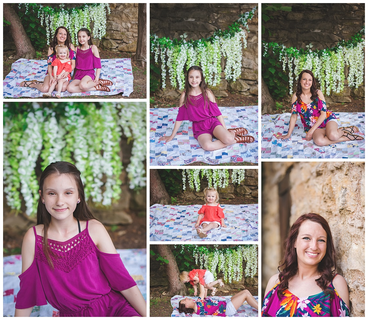 Family Photography by  Cheryl Logan Photography