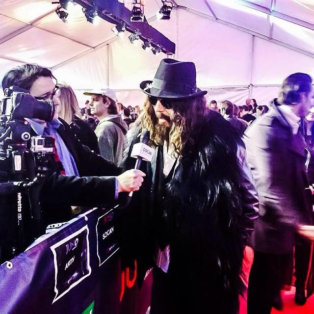 Tom's red carpet interview - Junos.jpg