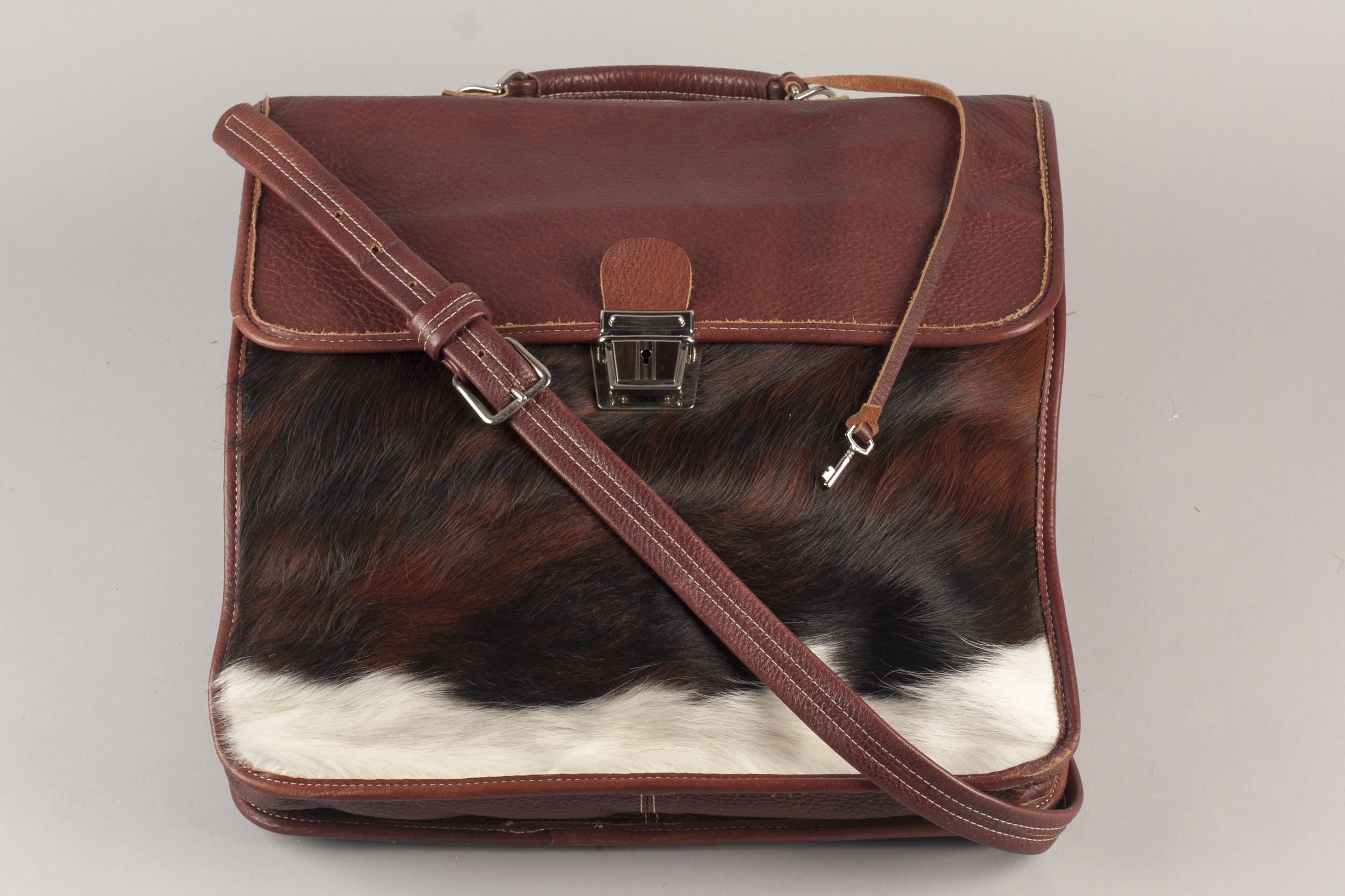 Aspen Laptop Case - Brown