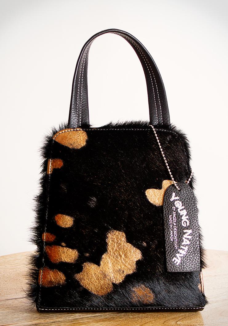 Element Day Bag - Black/Bronze