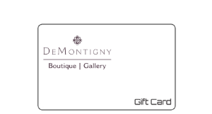 RE-LOADABLE GIFT CARDS NOW AVAILABLE