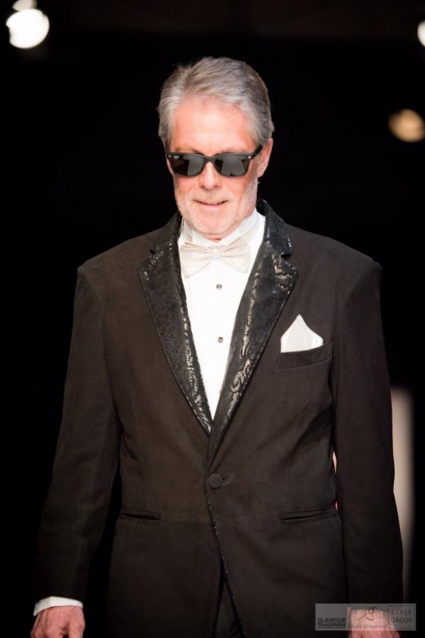 Celebrity guest model: Hamilton Mayor, Fred Eisenberger - GLAMOUR IN THE HAMMER