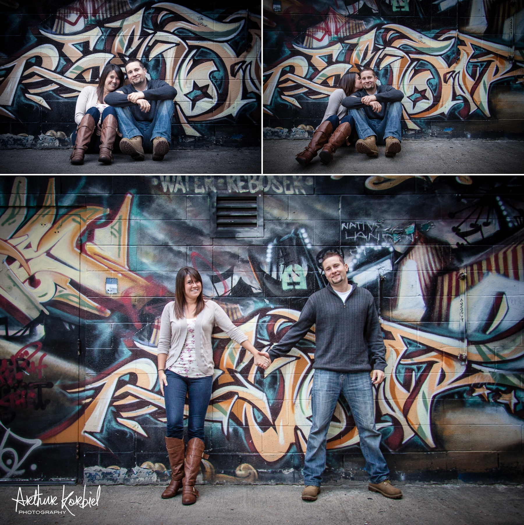 Arthur Korbiel Photography - London Engagement Photographer - Katie & Mike_001.jpg
