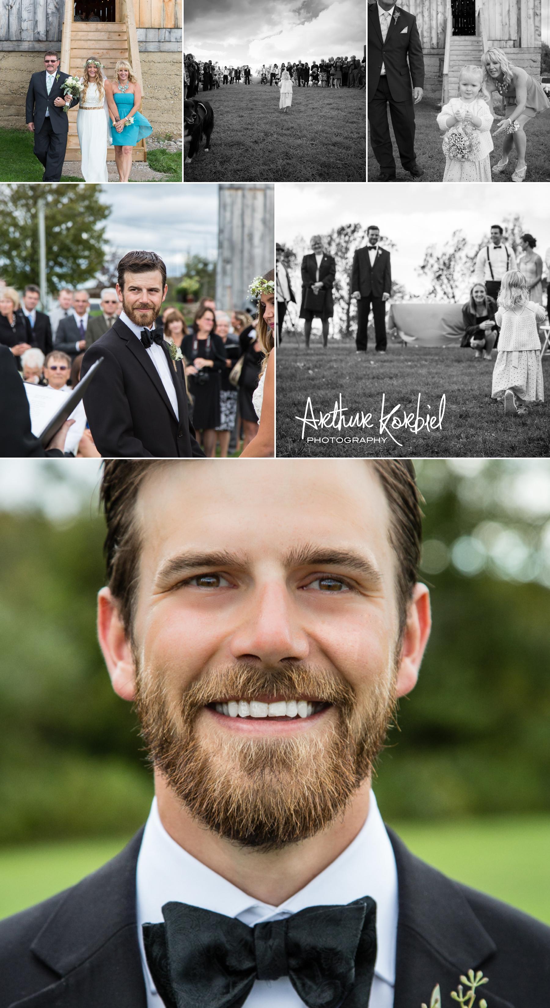 Arthur Korbiel Photography - London Engagement Photographer - Sauble Beach Barn Wedding - Samantha & Dan_005.jpg