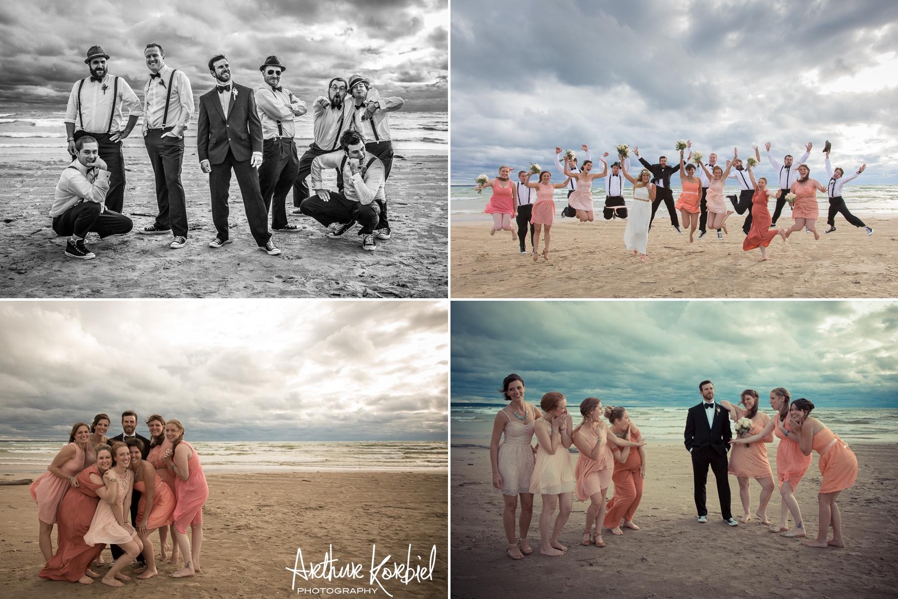 Arthur Korbiel Photography - London Engagement Photographer - Sauble Beach Barn Wedding - Samantha & Dan_008.jpg