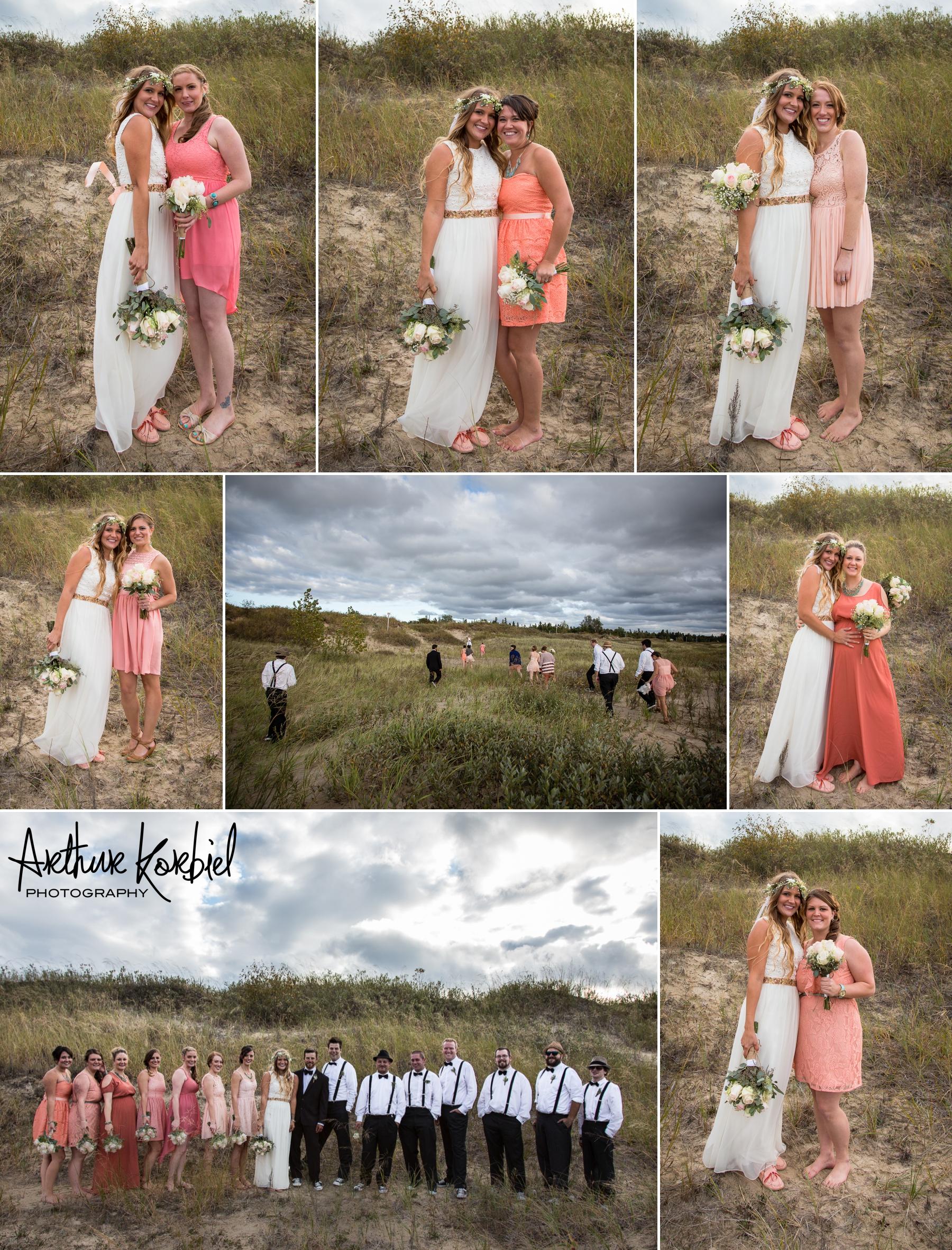 Arthur Korbiel Photography - London Engagement Photographer - Sauble Beach Barn Wedding - Samantha & Dan_009.jpg