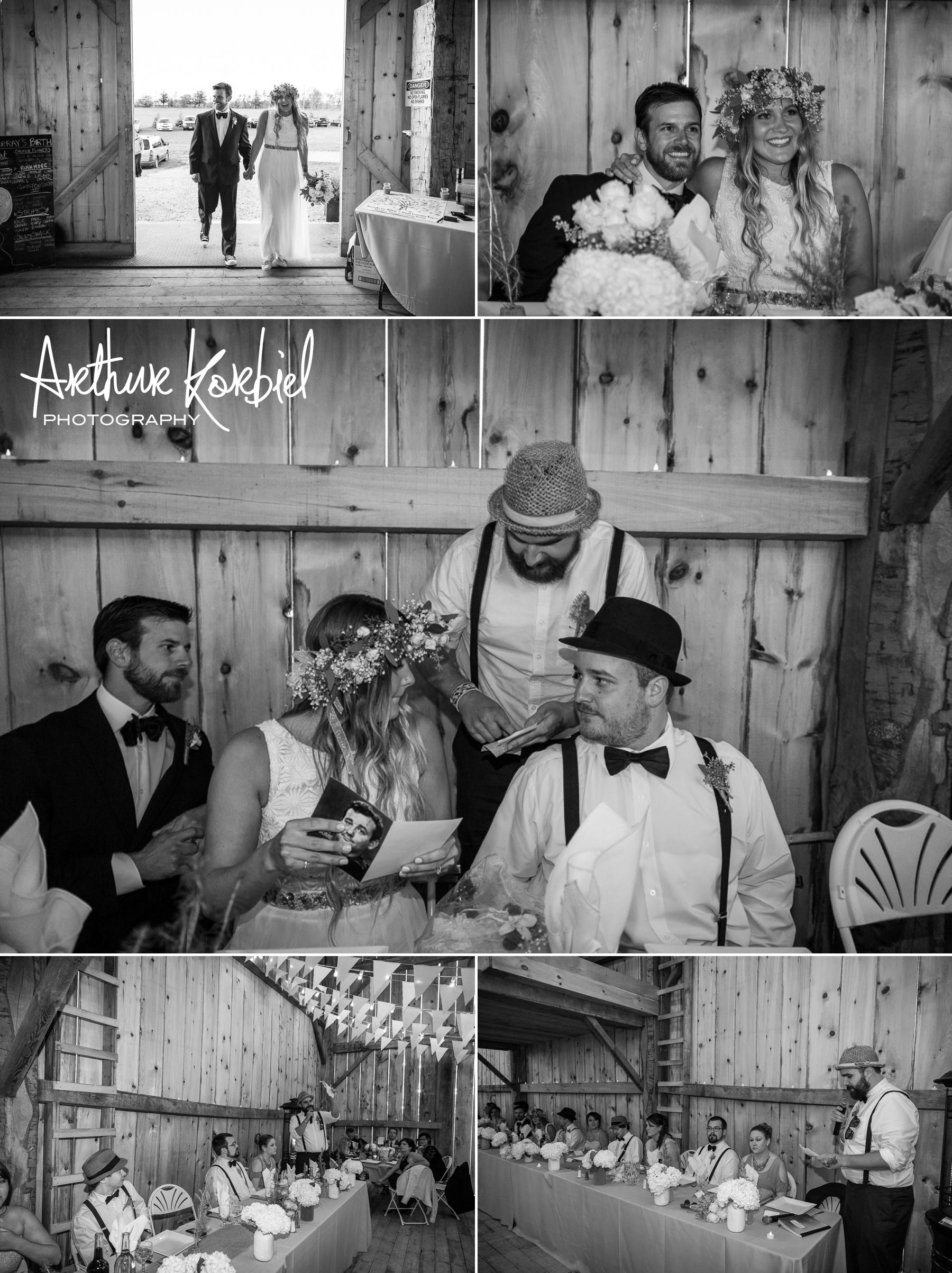 Arthur Korbiel Photography - London Engagement Photographer - Sauble Beach Barn Wedding - Samantha & Dan_011.jpg