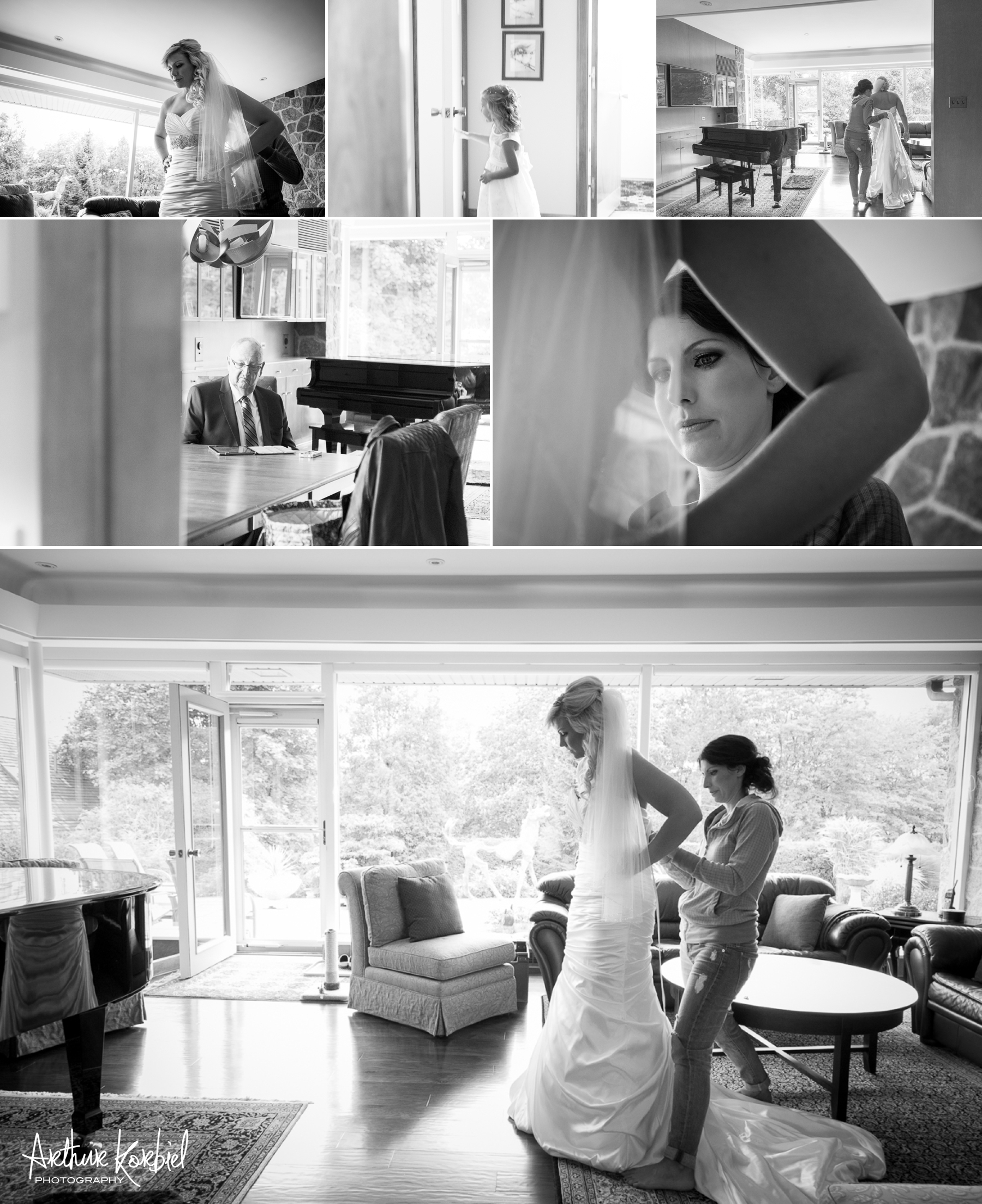 Arthur Korbiel Photography - London Wedding Photographer - Stone Willow Inn - St Marys & Stratford_012.jpg