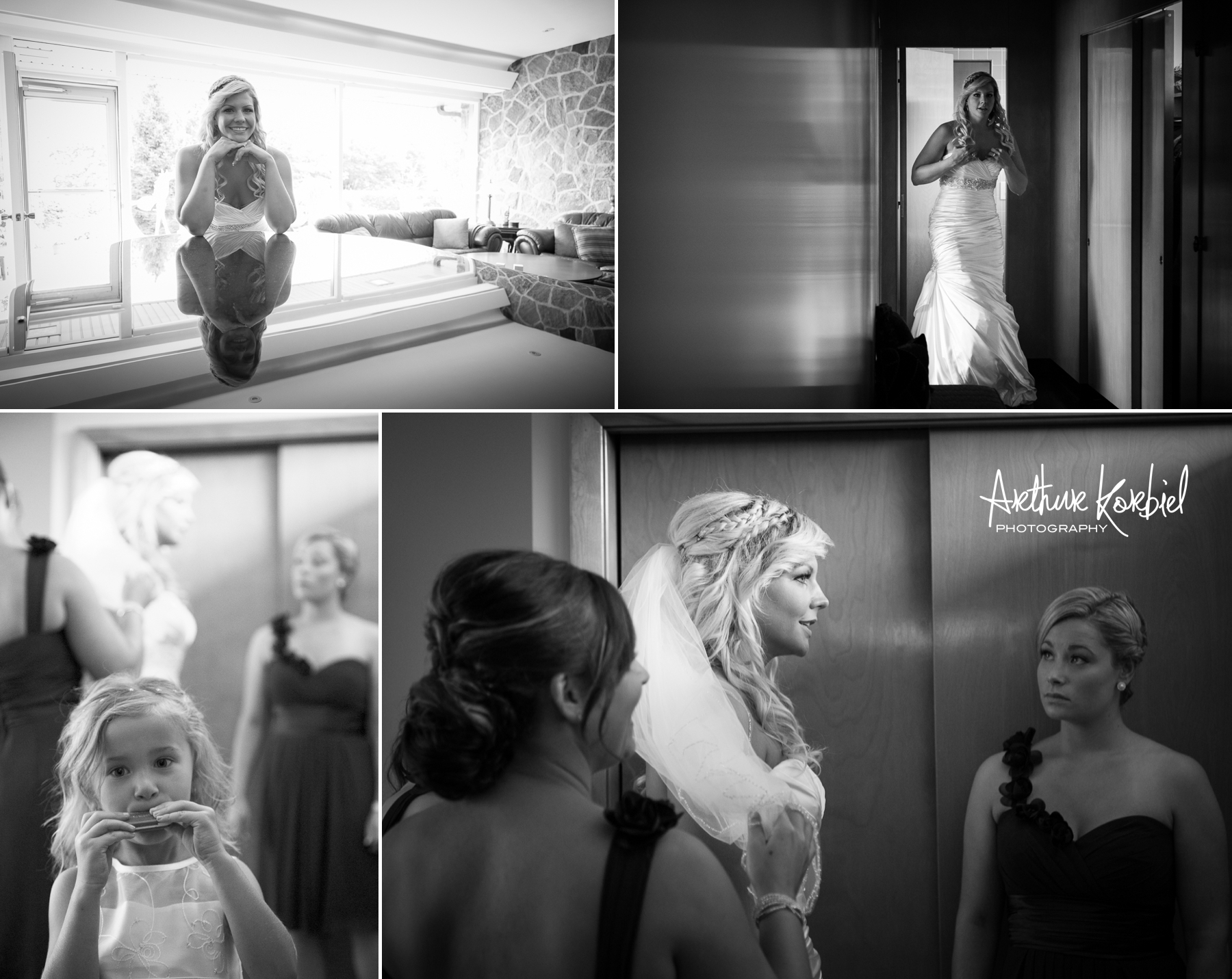 Arthur Korbiel Photography - London Wedding Photographer - Stone Willow Inn - St Marys & Stratford_015.jpg