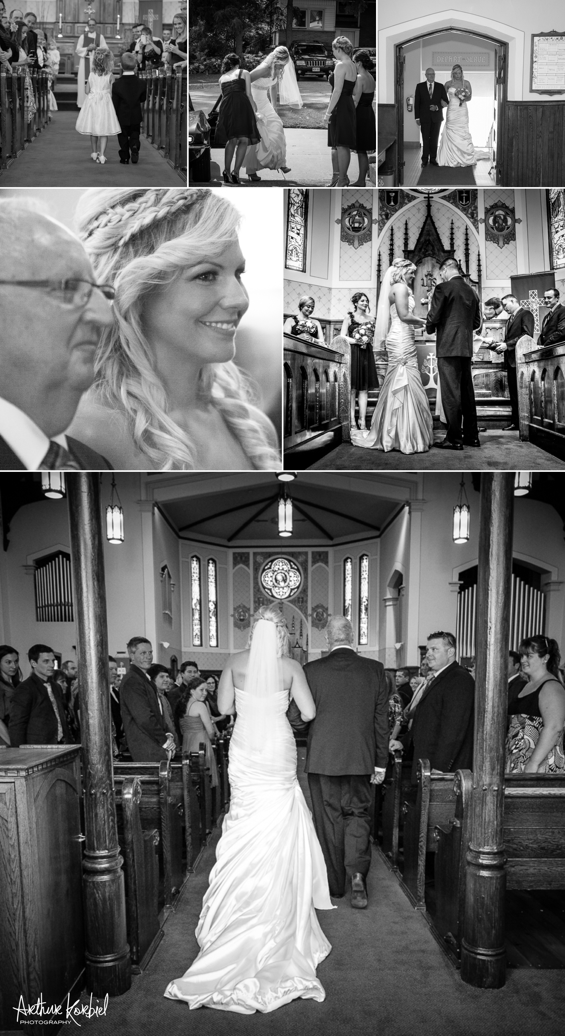 Arthur Korbiel Photography - London Wedding Photographer - Stone Willow Inn - St Marys & Stratford_017.jpg