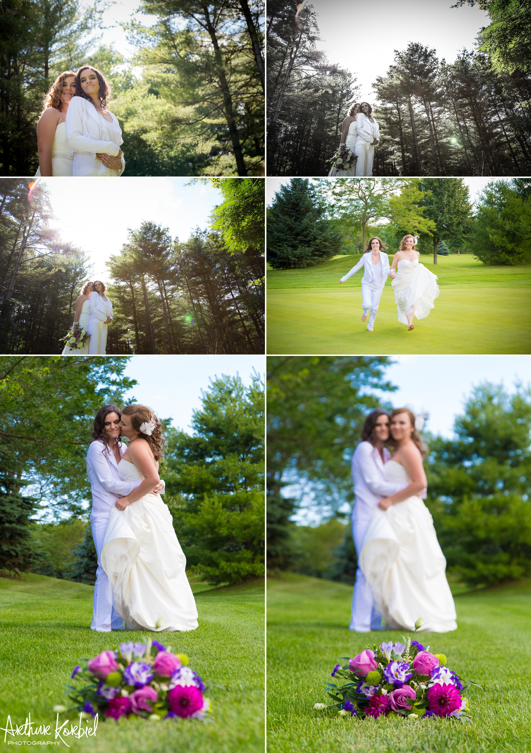 Same-Sex Wedding - Kettle Creek Golf Club - Port Stanley Beach - Arthur Korbiel Photography - London Wedding Photographer_016.jpg