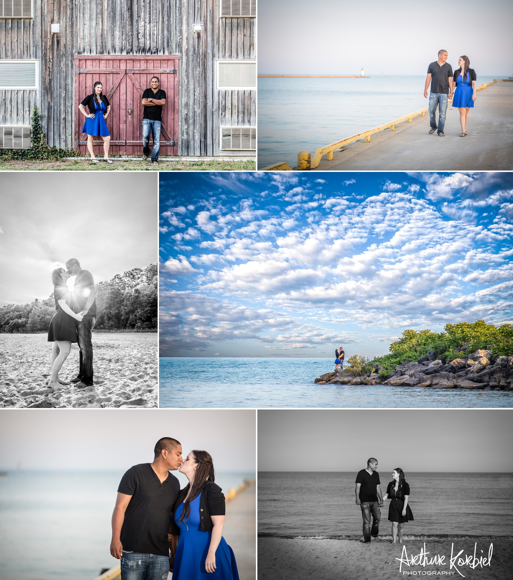 Arthur Korbiel Photography - Blog - Engagement Session - Port Stanley_002.jpg