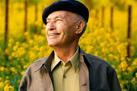 Wine maker Mike Grgich