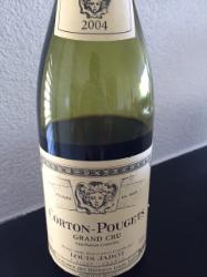 Louis Jadot Corton-Pougets Grand Cru Domaine des Heritiers 2004