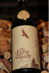 eyrie vineyards pinot noir 1975