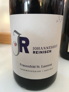 Johanneshof Reinisch Fraienfeld saint Lairent