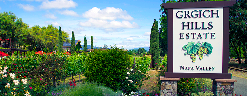 Grgich hills estate, Rutherford, Napa Valley, Tripadvisor