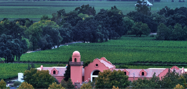 Groth vineyards, Oakville, Napa Valey