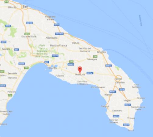 Manduria, Province of Taranto, Apulia, Italy
