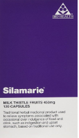 Bio Health Silamarie Milk Thistle Capsules 450mg