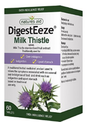 DigestEeze milk thistle