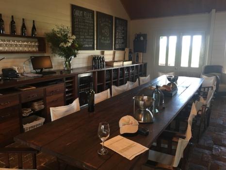 Charles Melton tasting room, Krondorf