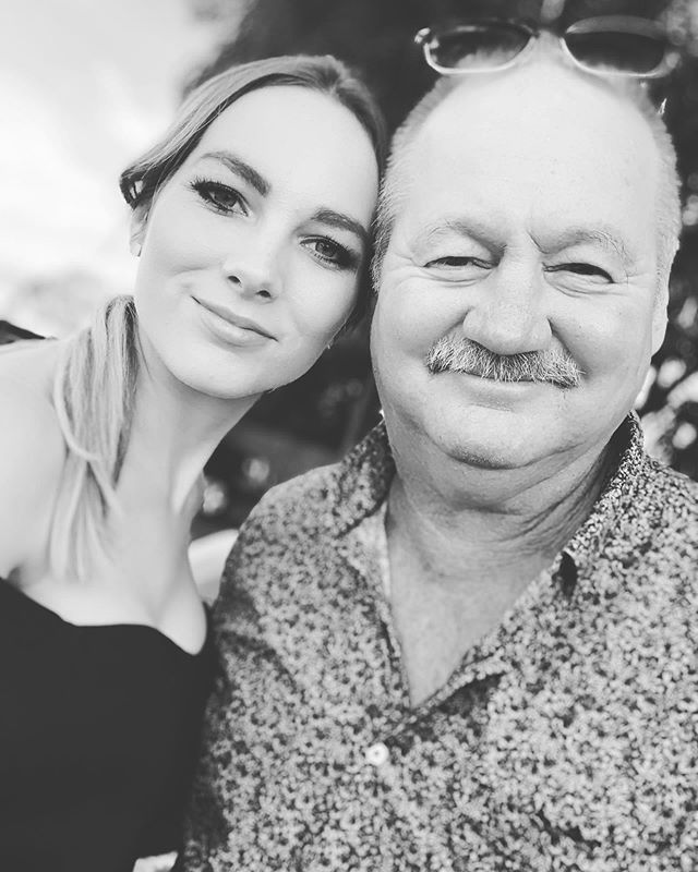 "I've asked my parents for over a year to write me a ""what beauty means to them quote"" .. They have yet to do so so instead I am going to dedicate a few beautiful words to celebrate my dads 60th earlier this week & the beauty that exists in our relationship.  I am truly grateful to be this mans daughter, I feel I don't have the words to adequately articulate the love and appreciation I have for him. He showed me what it means to be a really good person he continues to and has taught me compassion, humility, sense of humour, practicality and so much more. When I think of my dad, warm memories fill my heart.. memories of eating freshly caught crab on warm pavements, never ending fictional stories (I genuinely believed he was from mars, that my grandma trained Siberian tigers and a whole bunch of stories involving prehistoric animal adventures), literal shit storms and his efforts to make it known that anything considered a 'man' job we can also do(involving the one time mum had a night of to go to dinner with friends and he'd thought 8pm on a school night was a good time to fix the plumbing and get his 7 year old daughter to assist which essentially ended in I guess an explosion and me covered head to toe in actual shit), the smell of plained timber and home cooked meals, the sweet sounds of David Gray, freezing nights at sporting events and again so much more.  My dad was presented a very rare type of health condition when my sister and I were very young- he defied all predictions made for him and set his own path very different from the life he was told he would have after surgery. I feel this level of determination and courage is something worth great admiration.  With his hands he built and created so much beauty for his family to be surrounded by - a nourishing warm home made from love. The way he loves and cares for my mum has been a true gift to watch what a partnership entails. He has been supportive and encouraging of the person I am my whole life.. his generosity and selflessness overwhelms me.  I can say with a full heart I couldn't have asked for a better upbringing or father."