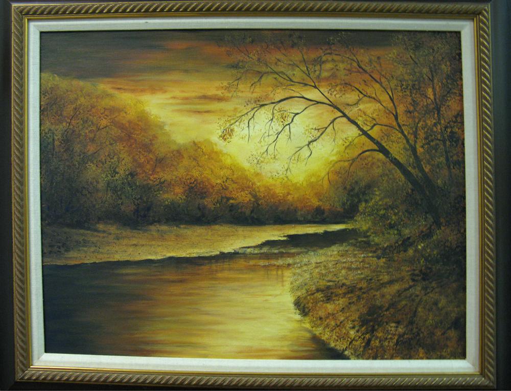Autumn Reflections (12-22824)