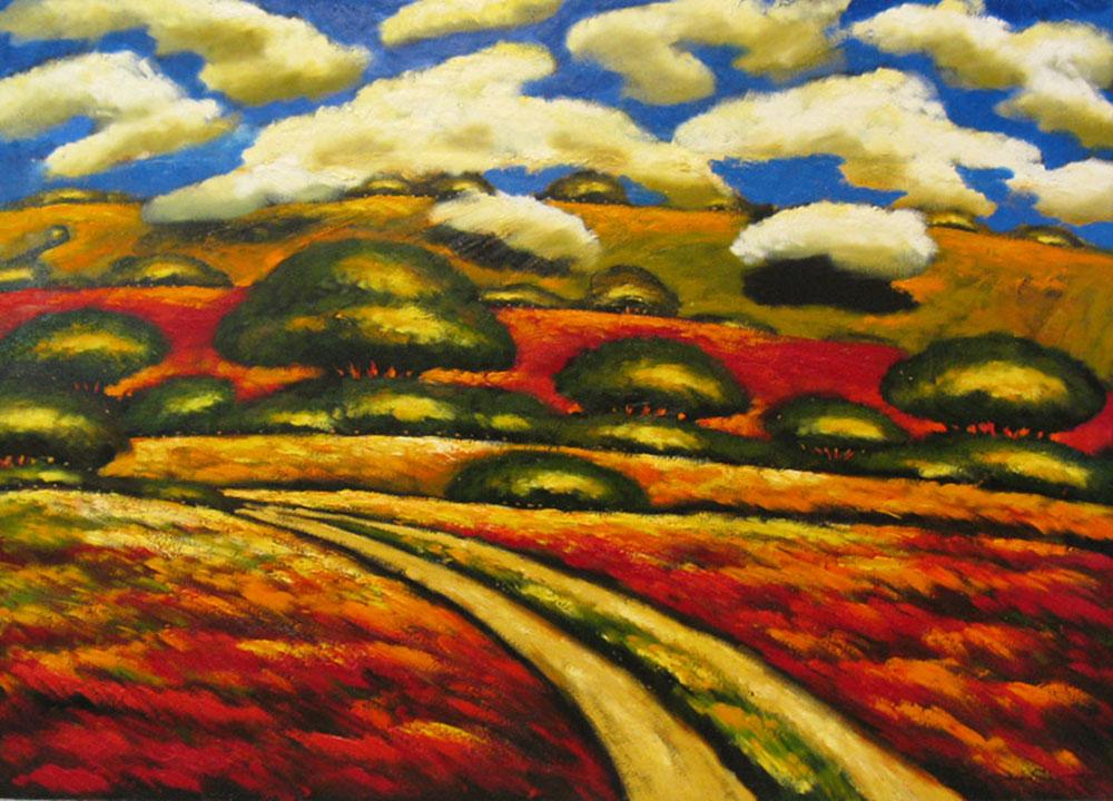 Field Landscape (10-22368)
