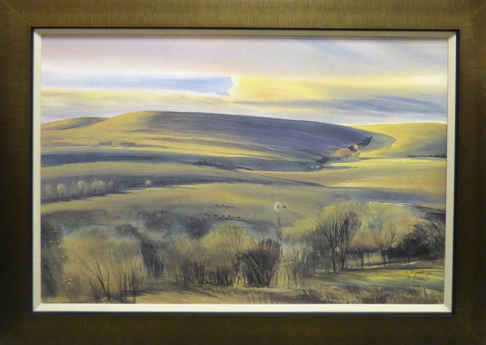 Grassland Panorama (14-23590)