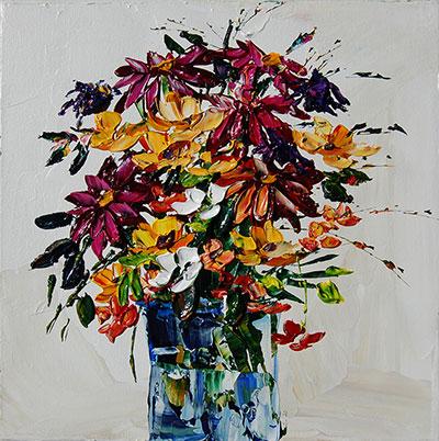 Floral Vase (PP-15111)
