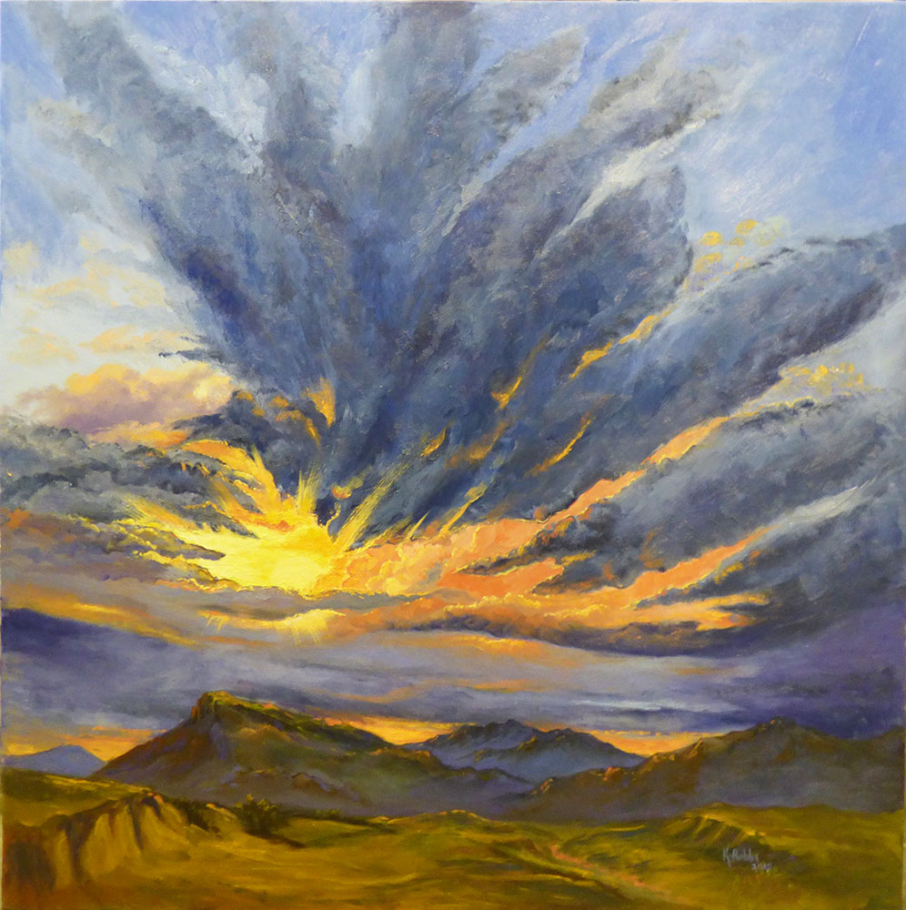 Blazing Skies (15-24060)