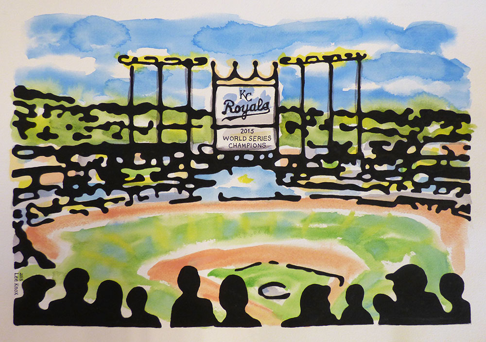 SOLD Go, Royals! (15-24054)