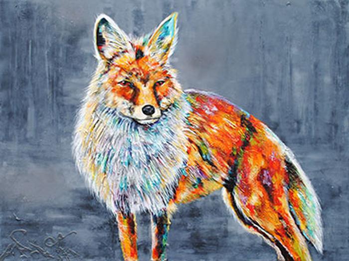 """Fox"" by David Porter"