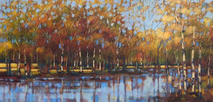 """Landscape"" by Robert Chapman"