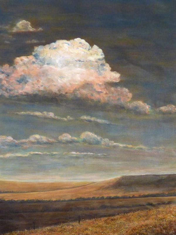 """Thunderhead"" by Pam Brant"