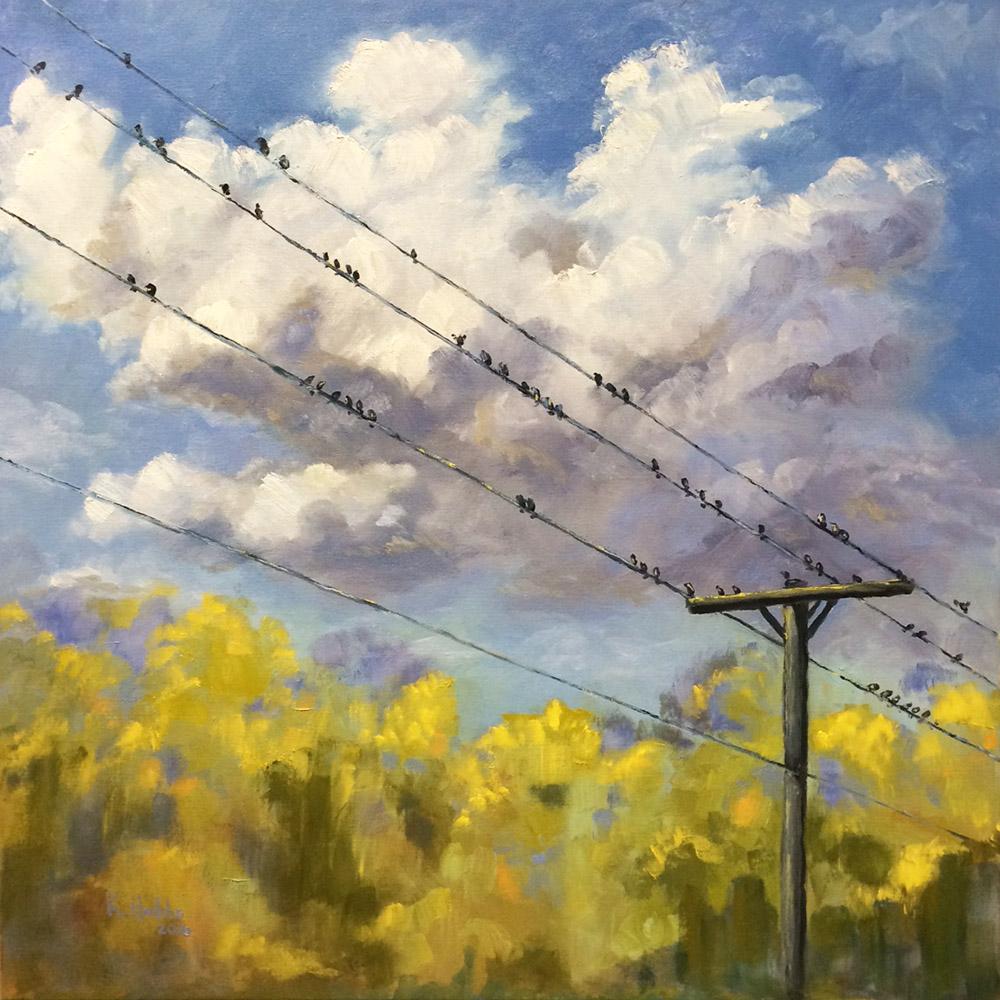 Birds Holding Church (16-24213)