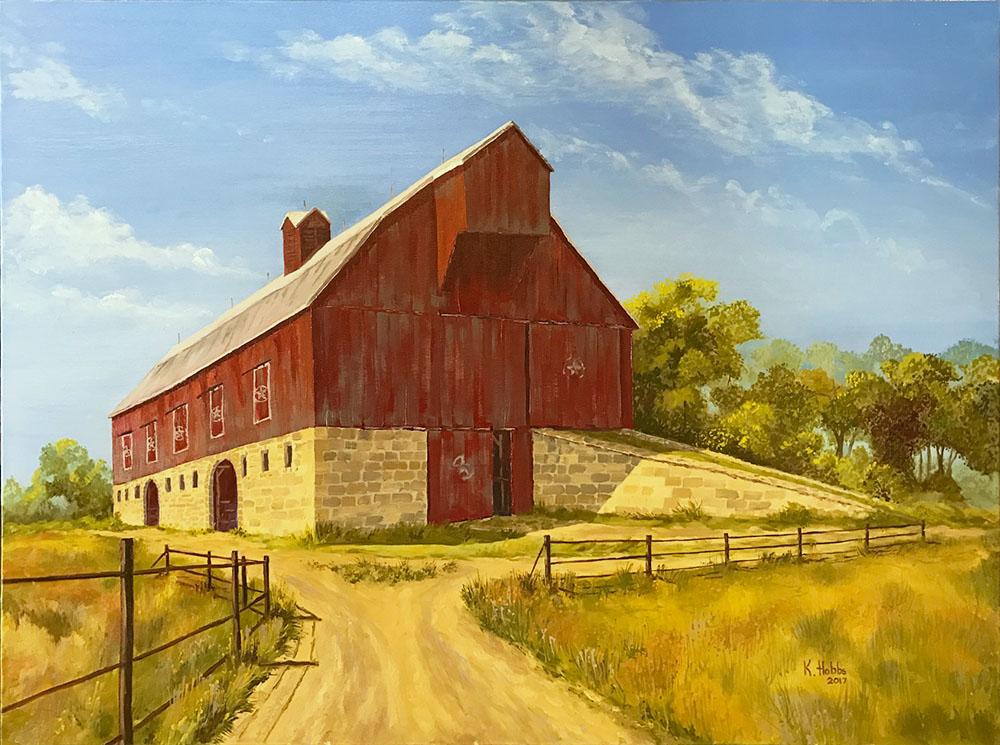 Henry Sump Barn (17-24377)