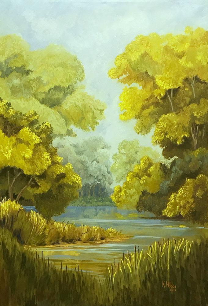 Lakeside Peace (17-24393)